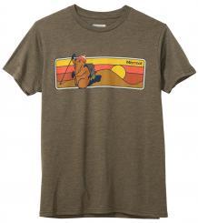 Herren Hiking Marty Short-Sleeve T-Shirt