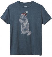 Herren Pom Pom Short-Sleeve T-Shirt