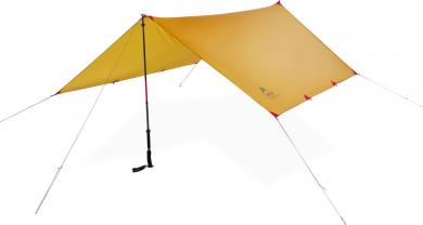 Thru-Hiker 100 Wing Tarp (320/289 x 289 cm)