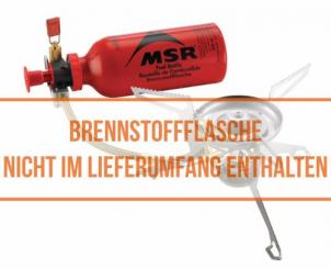 Whisperlite International Combo Mehrstoffkocher