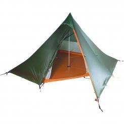 WickiUp 4 Full Size Room Firstzelt (Gewicht 2,6kg)