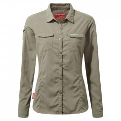 Craghoppers Damen NosiLife Adventure II LS Shirt