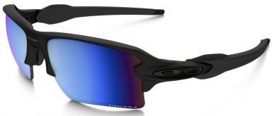 Flak 2.0 XL Prizm Deep Water Polarized Matte Black Sportbrille