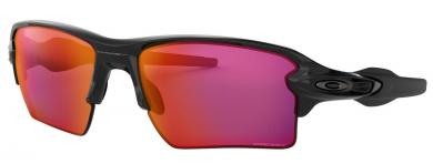 Flak 2.0 XL Prizm Field Polished Black Sportbrille