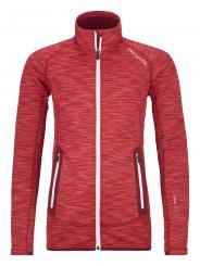 Damen Fleece Space Dyed Jacket