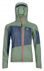 Damen Merino Windbreaker