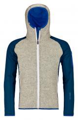 Fleece Plus Classic Knit Hoody Herren