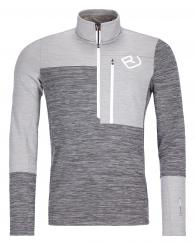 Herren Fleece Light Zip Pullover