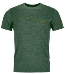 Herren ProtACT 185 Merino T-Shirt