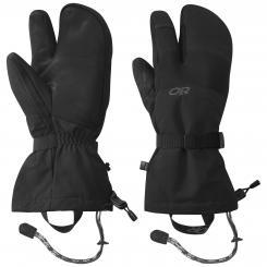 Herren Highcamp 3-Finger Handschuhe