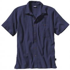 Herren A/C Buttondown Kurzarmhemd