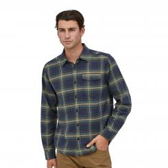 Herren Lightweight Fjord Flannel Shirt