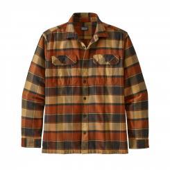 Herren Longsleeve Fjord Flannel Shirt
