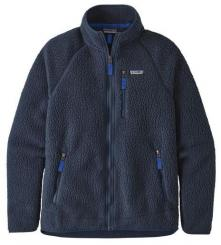 Herren Retro Pile Jacket
