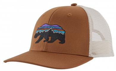 Patgonia Fitz Roy Bear Trucker Hat