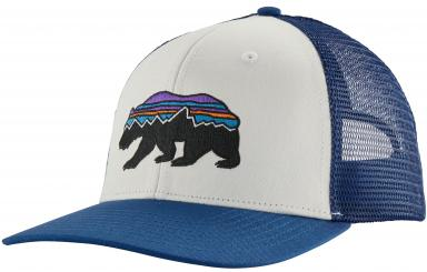 Patgonia Fitz Roy Bear Trucker Hat