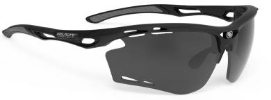 Propulse Black RP Optics Smoke Black Sportbrille
