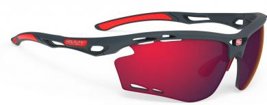 Propulse Charcoal RP Octics Multilaser Red Sportbrille