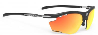 Rydon Running Black RP Optics Multilaser Orange Sportbrille
