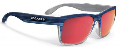 Spinhawk Blue Streaked Polar 3FX HDR Multilaser Red Lifestylebrille
