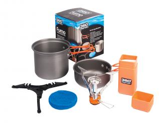 Sea to Summit 360° Furno Stove + Pot Set Kochset