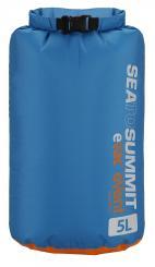 eVac Dry Sack 5 wasserdichter Packsack mit eVent (Volumen 5 Liter / Gewicht 0,048kg)