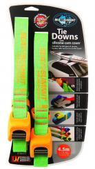 Tie Down Strap mit Silikonverschluss (Paar)