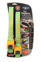 Tie Down Strap mit Silikonverschluss 4,5m (Paar)
