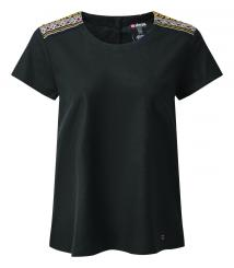 Damen Kiran Embroidery Top
