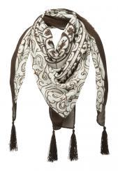 Damen Mandala Schal
