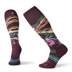 Damen PHD Ski Medium Pattern Socken