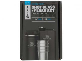 Adventure Shot & Flask Set 236ml