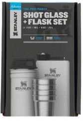 Adventure Shot & Flask Set 236ml