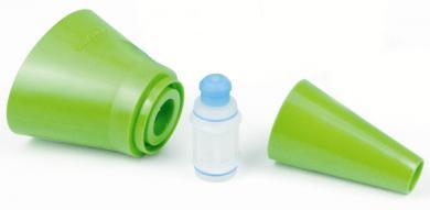 Fits All Filteraufsatz für Trinkflaschen (Nalgene, Klean Kanteen, etc.)