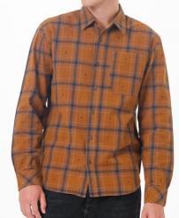 Herren Benson Flannel Shirt