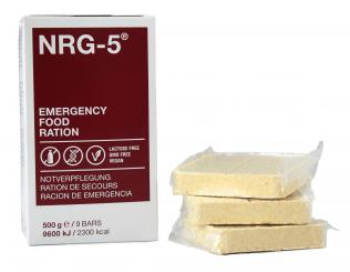 NRG-5 Notration (9 Riegel, 500g/ 2300kcal)