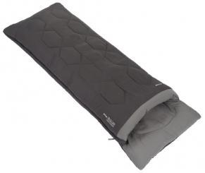 Serenity Superwarm Single Deckenschlafsack (Herren bis -1°C / max. Körpergröße 190cm / Gewicht 2,29kg)