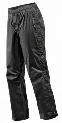 Damen Fluid Full-Zip Pants Short