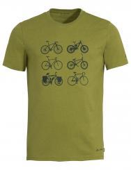Herren Cyclist V Fahrrad-T-Shirt