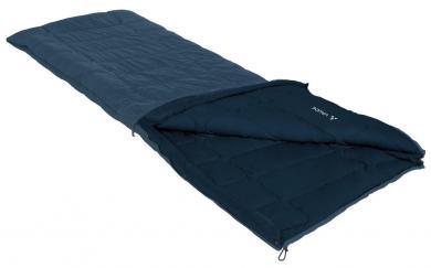 Navajo 500 SYN Kunstfaserschlafsack (Herren bis 2°C / max. Körpergröße 190cm / Gewicht 1,3kg)