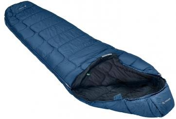 Sioux 100 SYN Kunstfaserschlafsack (Herren bis 7°C / max. Körpergröße 180cm / Gewicht 0,63kg)