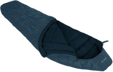 Sioux 400 SYN Kunstfaserschlafsack (Herren bis 3°C / max. Körpergröße 190cm / Gewicht 0,95kg)