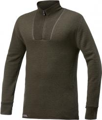 Unisex Zip Turtleneck Pullover 200 g