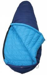 Tension Comfort 600 Xlarge links (Herren bis -3°C / max. Körpergröße 205cm / Gewicht 1,3kg)