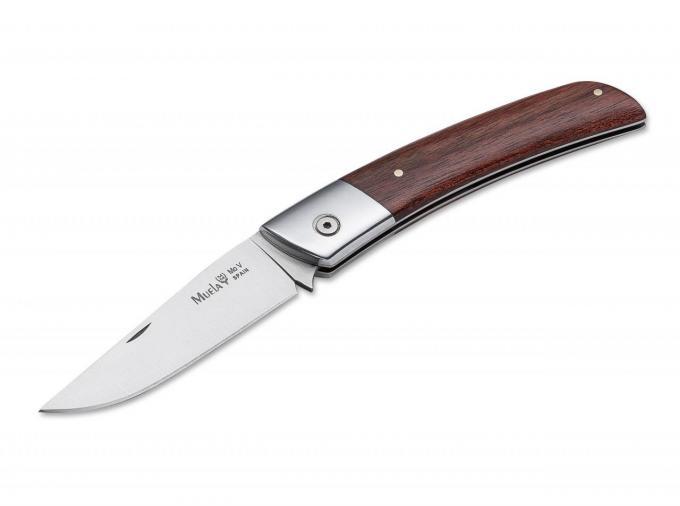 Muela NPV Wood Taschenmesser