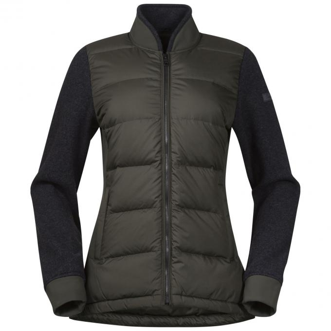 Damen Oslo Down Hybrid Jacket