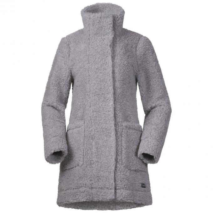Damen Oslo Wool Loose Fit Jacket