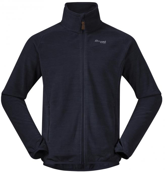 Bergans Herren Hareid Fleece Jacket NoHood