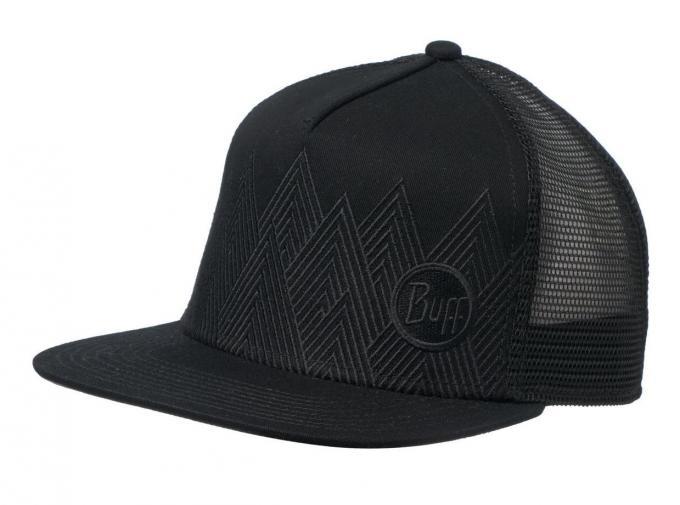 Buff Trucker Cap Summit Black