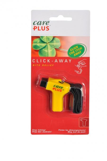 Click-Away Bite Relief gegen Juckreiz